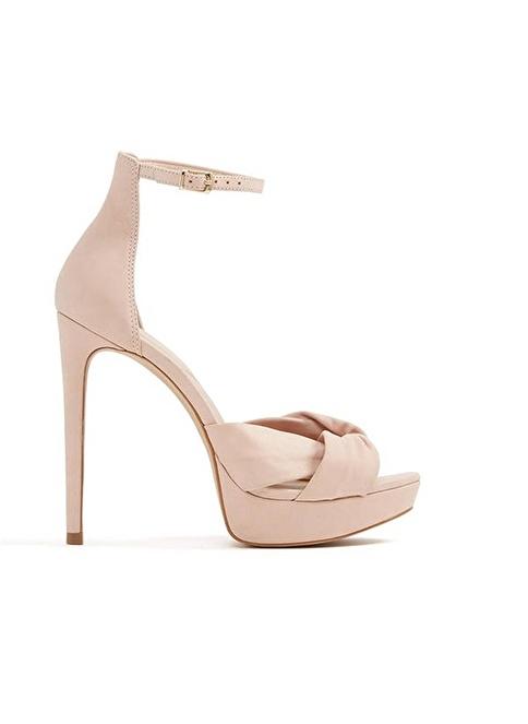Aldo Platform Topuklu Ayakkabı Pembe
